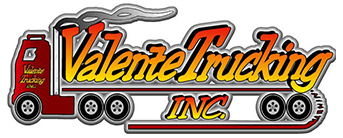 Valente Trucking Inc., Logo